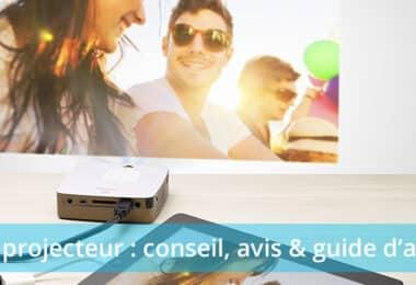 Comprendre son mini vidéoprojecteur: LED ou DLP